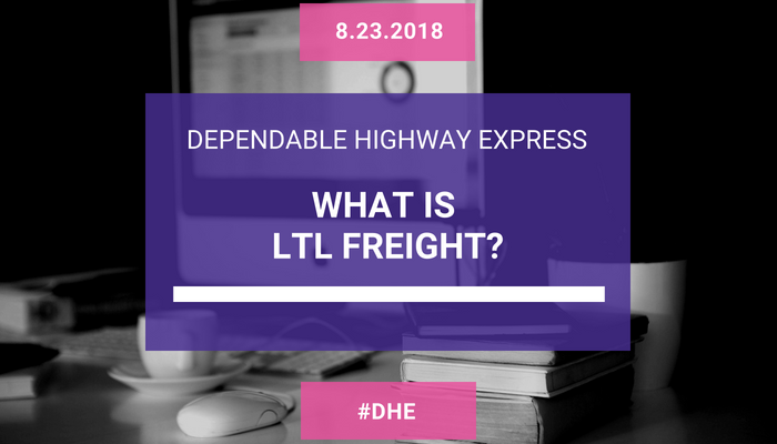 What is LTL Freight?