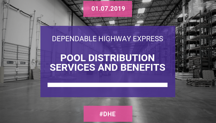 Pool Distribution Services and Benefits