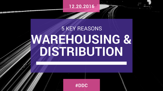 Key Reasons to Outsource Warehousing & Distribution