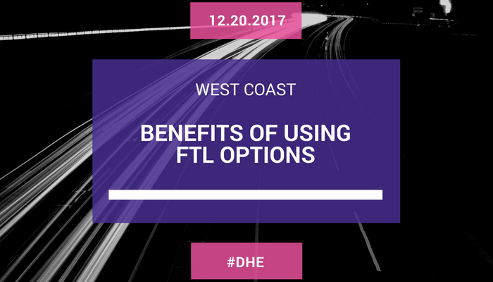 Benefits of Using FTL Options